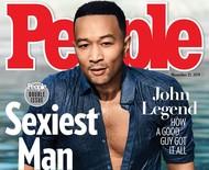 Músico John Legend é eleito o homem mais sexy de 2019 pela revista 'People'