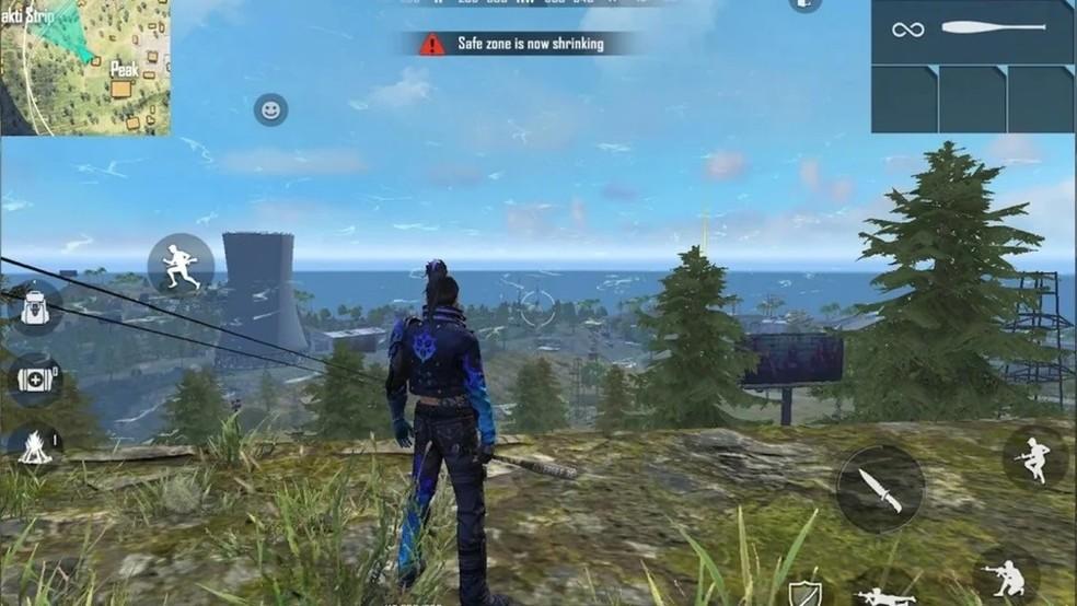 Free Fire Max foi desenvolvido com o objetivo de entregar um jogo com gráficos superiores ao original — Foto: Divulgação/tech.hindustantimes
