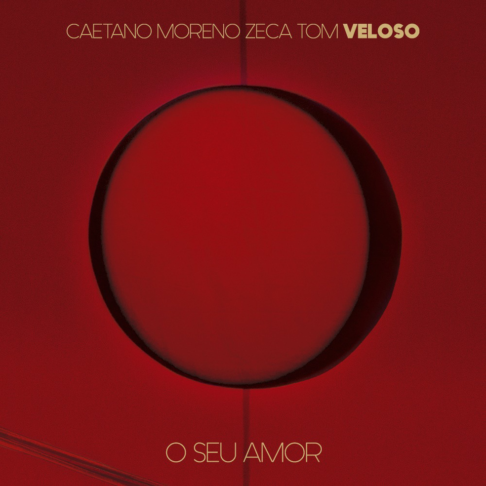 Capa do single 'O seu amor' (Foto: Marcos Hermes)