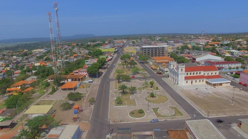 Município de Monte Alegre, no PA — Foto: Ascom Prefeitura de Monte Alegre/Divulgação