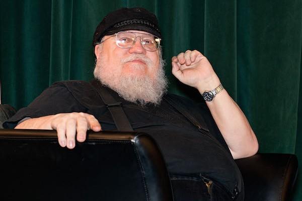 O criador de George R.R. Martin (Foto: Getty Images)