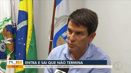 André Granado volta a ser prefeito de Búzios