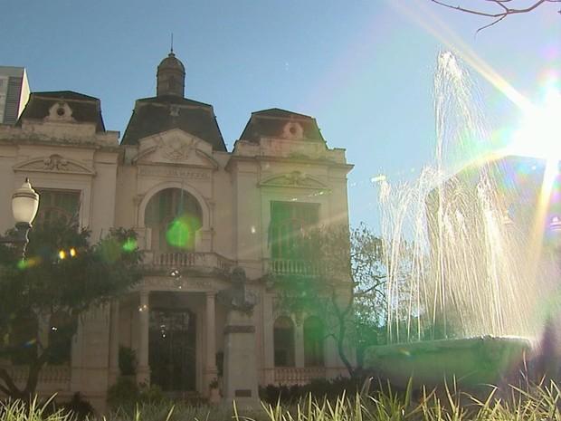 Prefeitura de Ribeirão Preto (Foto: Reprodução/EPTV)