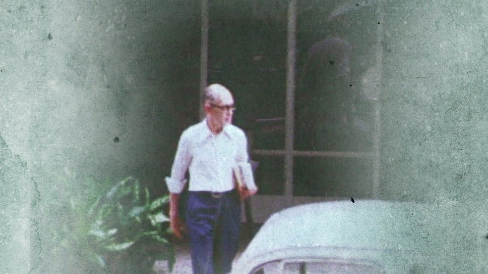 Carlos Drummond de Andrade é um dos escritores da segunda geração do Modernismo (Foto: Reprodução/TV Globo)