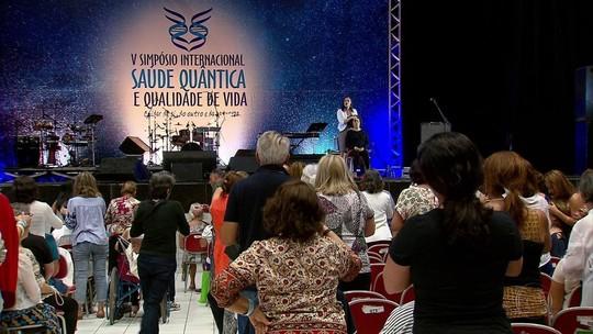 Especialistas do Brasil e do mundo discutem saúde quântica em encontro