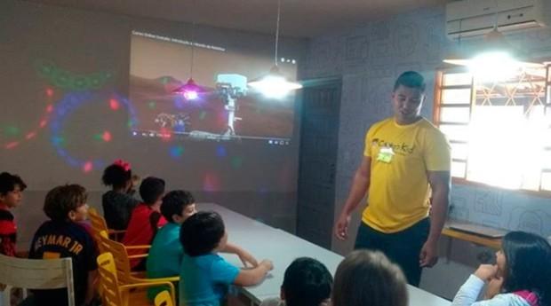A Código Kid já conta com 130 unidades espalhadas pelo Brasil (Foto: Sebrae)