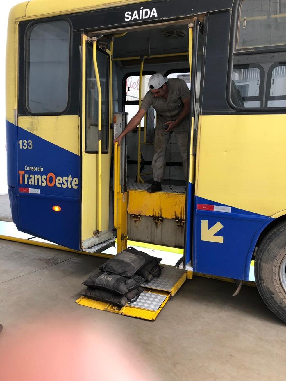 TransOeste deve indenizar cadeirante que sofreu acidente em ônibus em Divinópolis  — Foto: Prefeitura de Divinópolis/ Divulgação