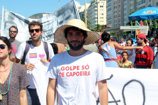 Humberto Carrão (Foto: ANDRE MOREIRA  /BRAZIL NEWS)