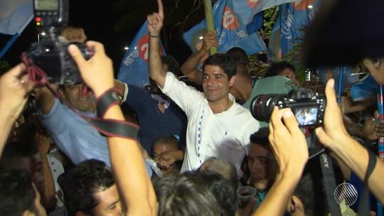 ACM Neto (DEM) é reeleito prefeito em Salvador