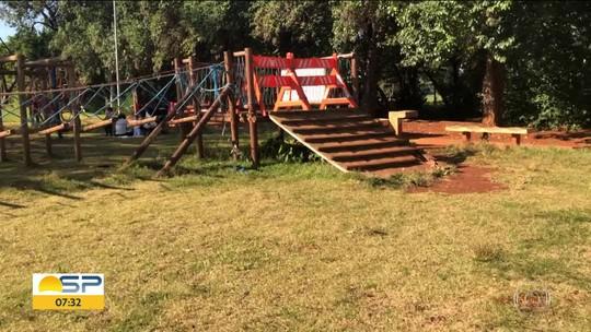 Parque do Bom Retiro sofre com a falta de manutenção