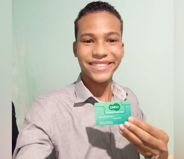 Nova parcela do vale-alimentação será creditada na sexta-feira para estudantes da rede pública da Bahia