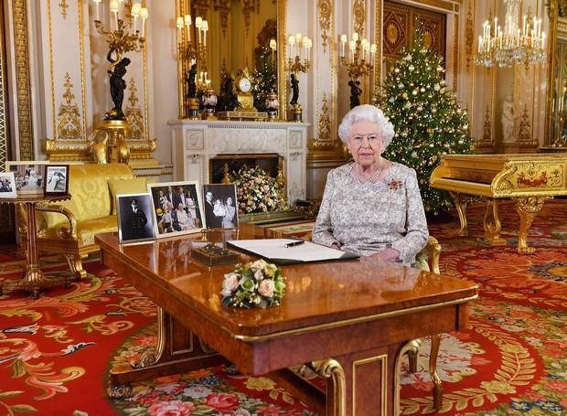 Rainha Elizabeth II (Foto: Reprodução/Instagram)