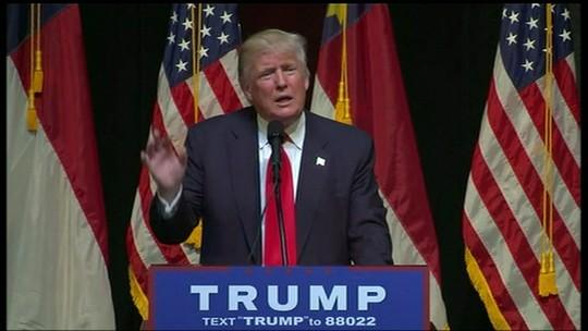 Donald Trump elogia o ex-ditador iraquiano Saddam Hussein 'por matar terroristas'