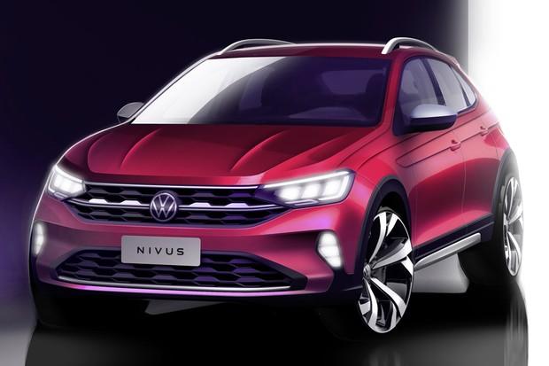 Volkswagen Nivus (Foto: Divulgação)
