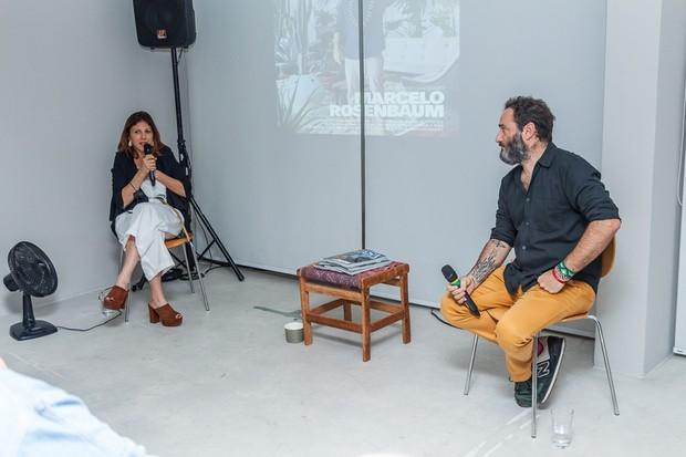 Casa Vogue lança edição de setembro com Marcelo Rosenbaum (Foto: David Mazzo)