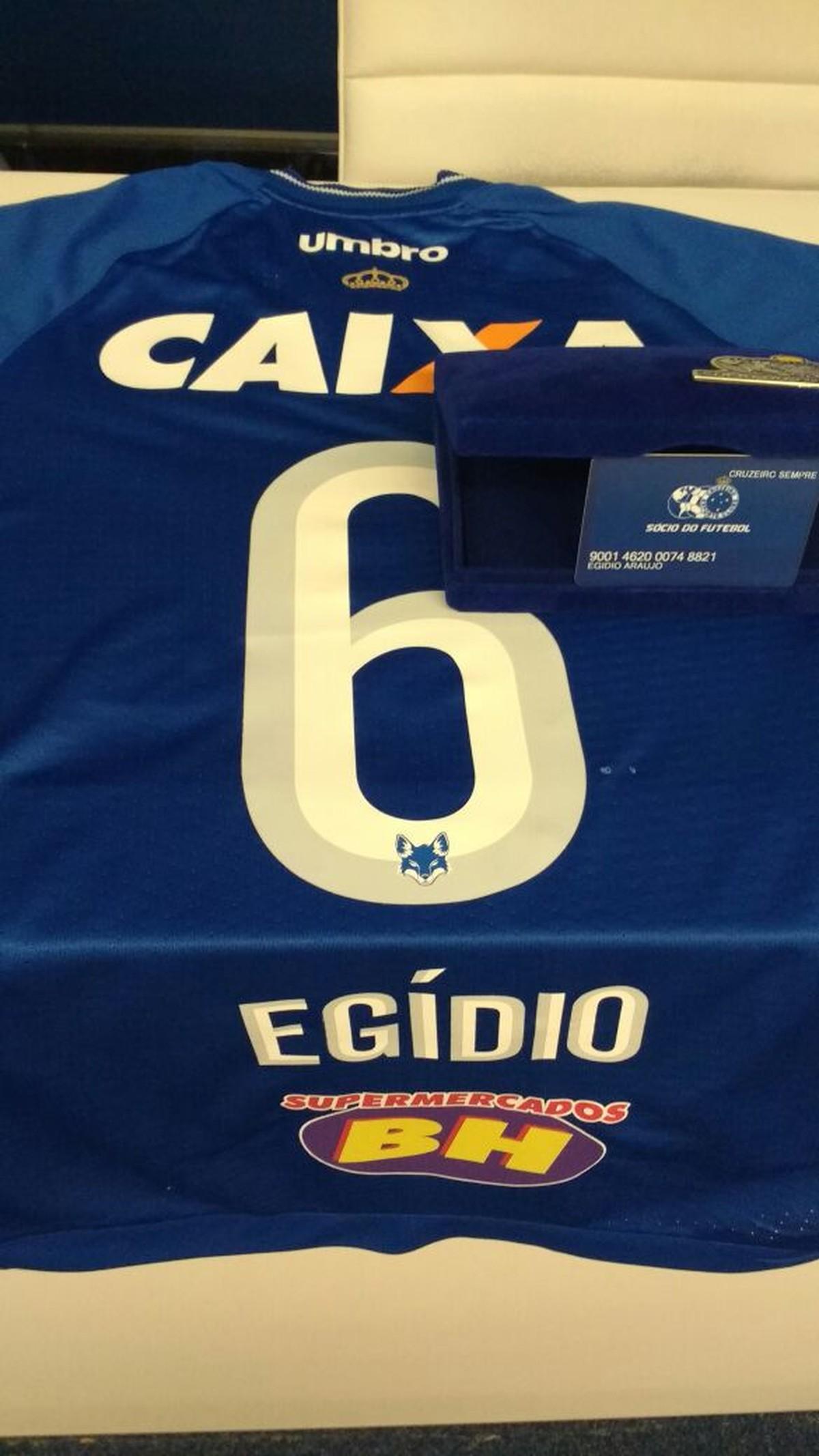 b9ffb9b89e Cruzeiro terá novo patrocinador na estreia