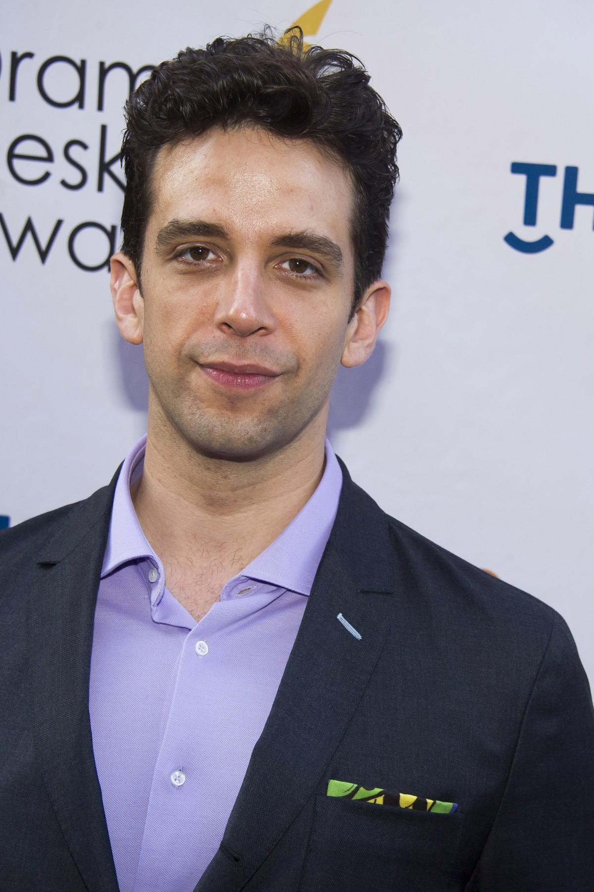 Nick Cordero, ator da Broadway, morre com Covid-19