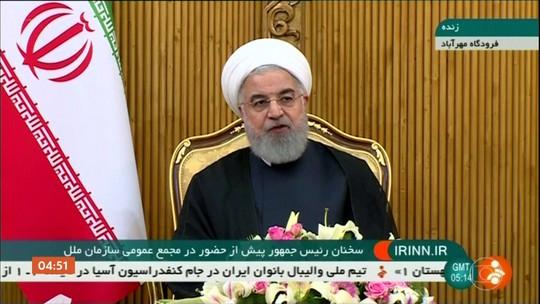 Vídeo mostra os preparativos de atentado em desfile militar no Irã