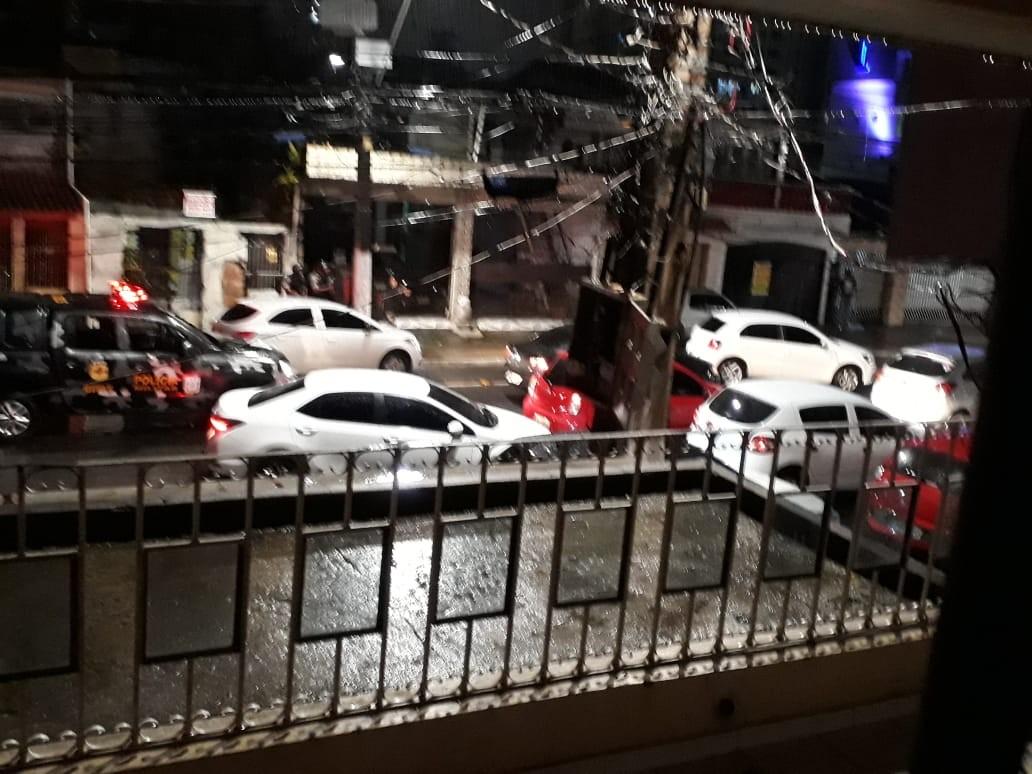 Motorista de aplicativo é feito refém em Belém - Notícias - Plantão Diário