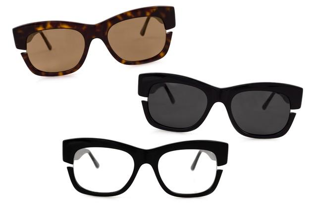 LIVO assina os óculos que Gloria Coelho desfilará amanhã (Foto: Divulgação)