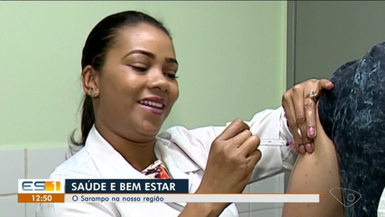 Veja os cuidados necessários para previnir e tratar o sarampo, no ES