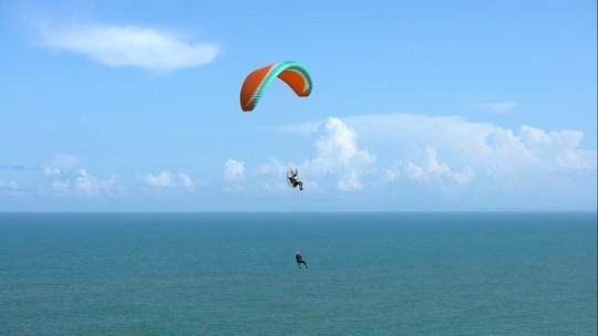 Conheça o Fly Dance, uma nova modalidade das alturas