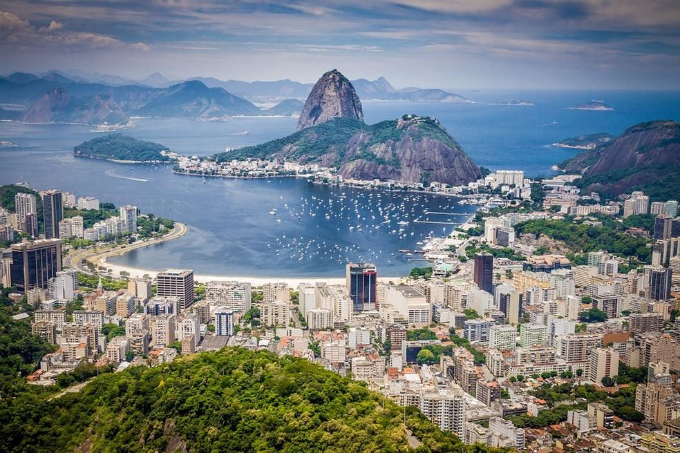 O Rio de Janeiro faz parte da C40 — Foto: Pixabay