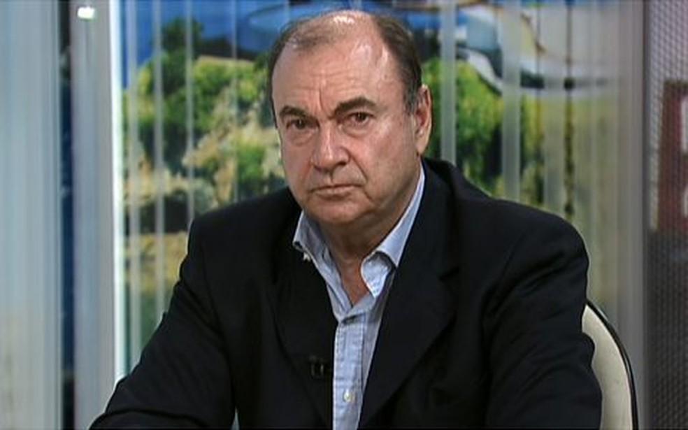 César Maia teve os direitos políticos suspensos por oito anos em decisão da Justiça do RJ (Foto: Reprodução GloboNews)
