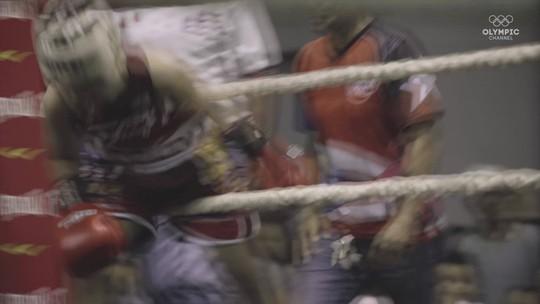 Sobrevivente de furacão, prodígio do boxe de Porto Rico sonha com lugar entre os ídolos dos ringues