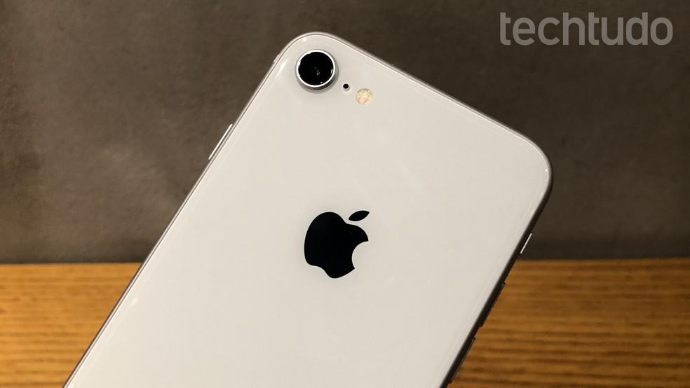 iPhone 9 deve reproduzir design do iPhone 8 — Foto: Reprodução/Thássius Veloso