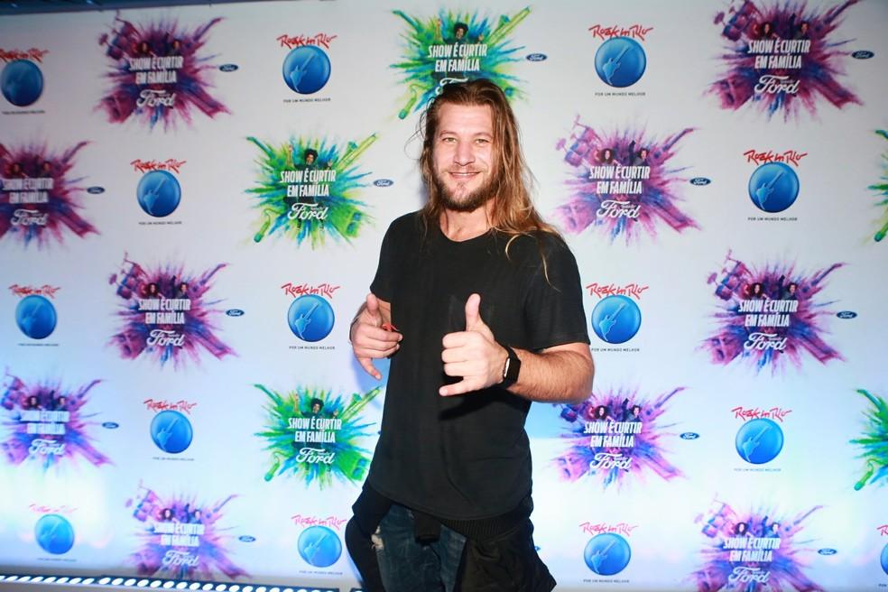 Diego Alemão, vencedor da edição 7 do Big Brother Brasil — Foto: Dilson Silva/AgNews