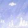 Papel de Parede: Winter town