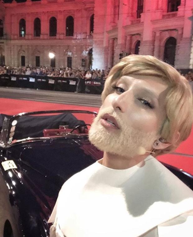 Conchita Wurst (Foto: Reprodução)