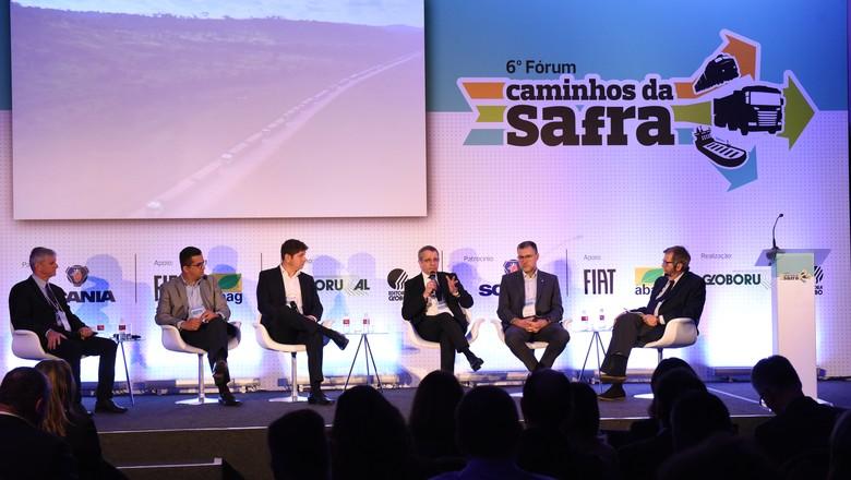 forum-caminhos-safra-2018 (Foto: Rodrigo Trevisan/Ed. Globo)