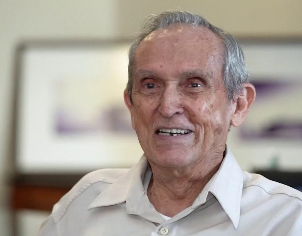 Crítico, escritor e cienasta, Pedro Veriano é um dos homenageados da Mostra — Foto: Divulgação