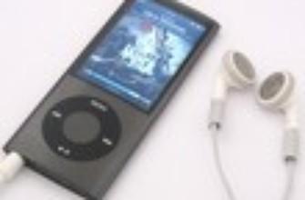 iPod nano - geração 5