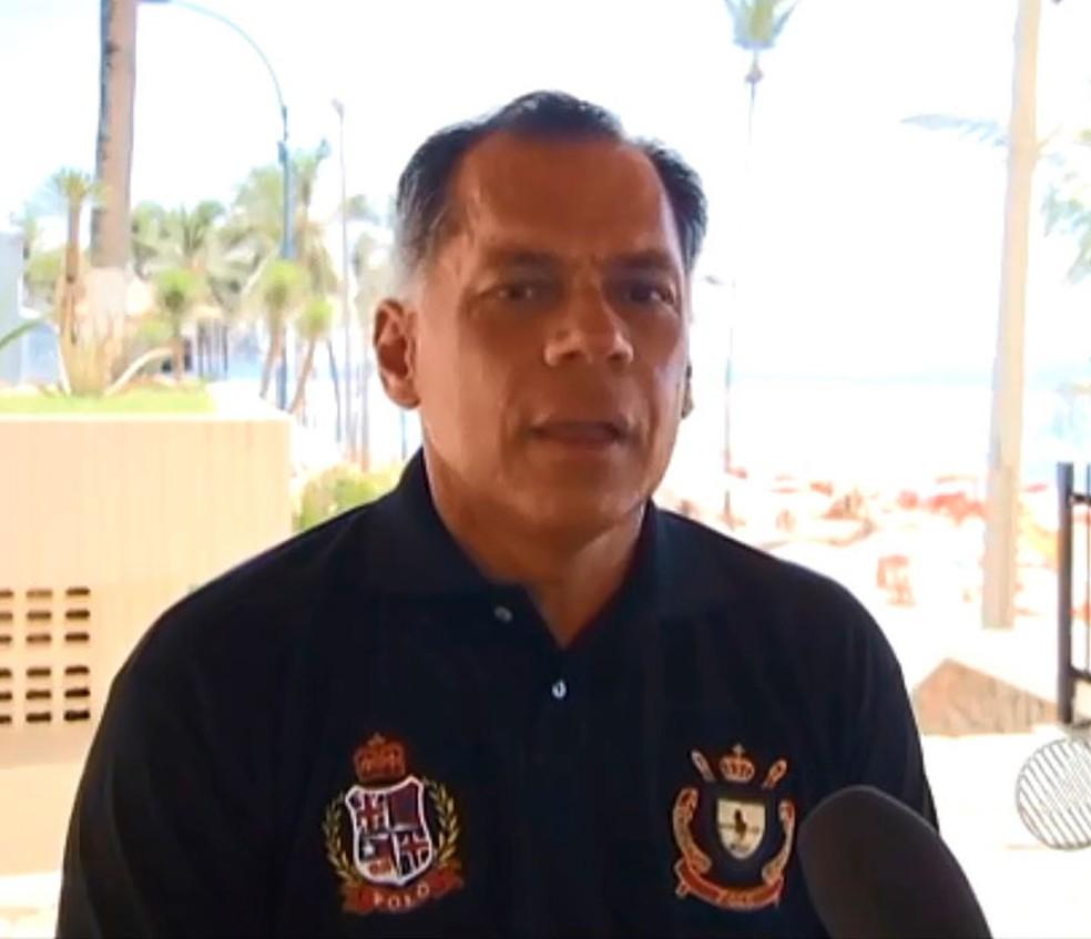Ex-prefeito de Salvador, João Henrique é pré-candidato ao governo da Bahia. (Foto: Reprodução/TV Bahia)