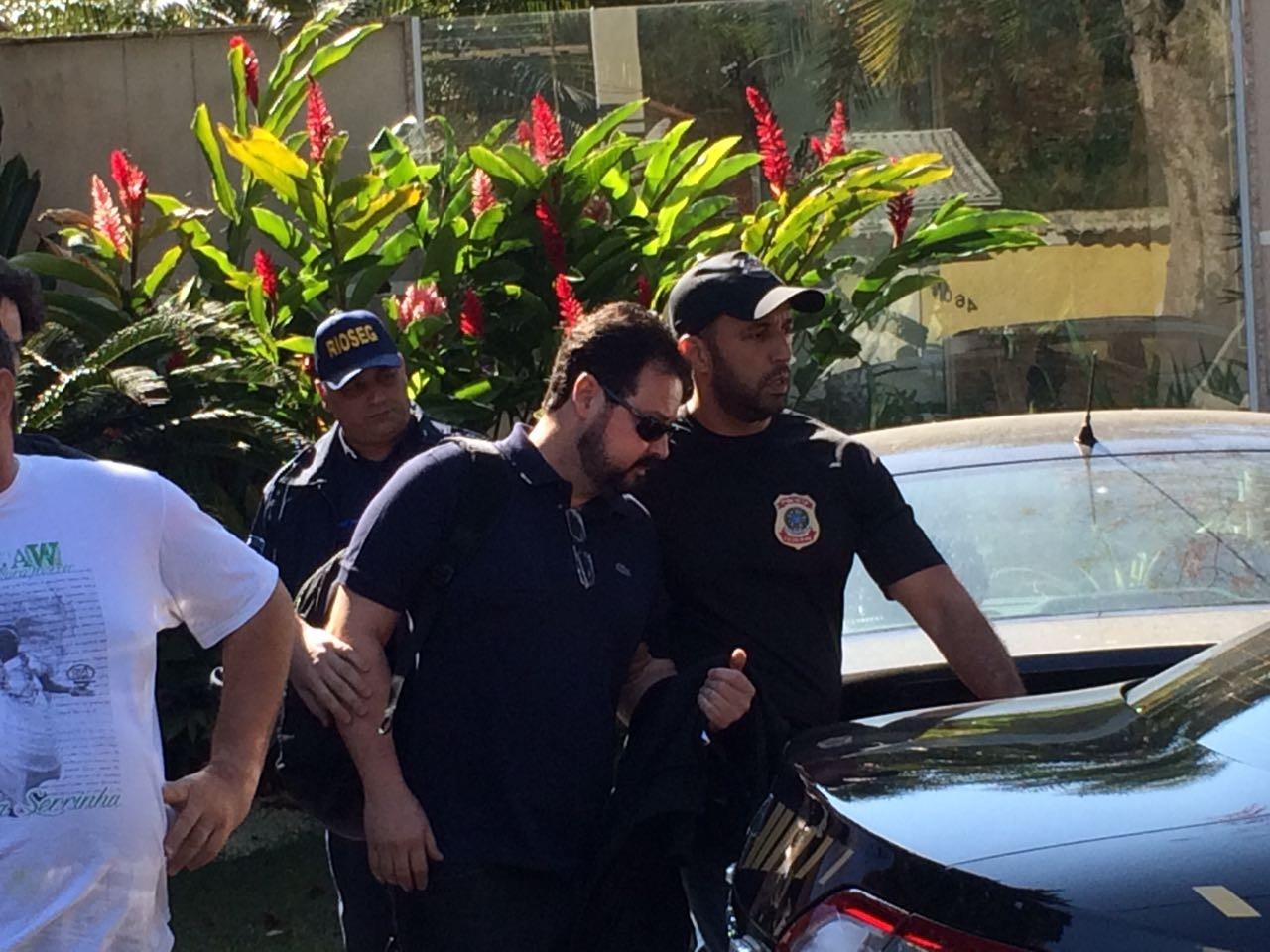 Ex-secretário municipal de Obras Alexandre Pinto é condenado a 23 anos de prisão por fraudes na construção do BRT Transcarioca