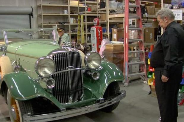 Lincoln 1932 (Foto: Reprodução)