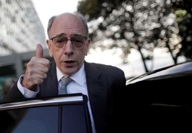 Pedro Parente (Foto: Ueslei Marcelino/Reuters)