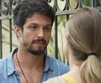 Marcos (Romulo Estrela) e Paloma (Grazi Massafera) | TV Globo