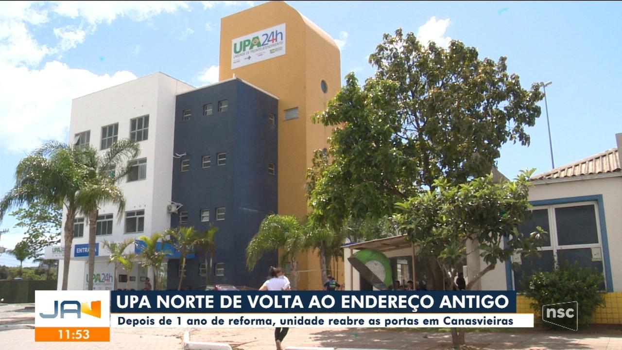 Upa Norte de Florianópolis abre as portas novamente