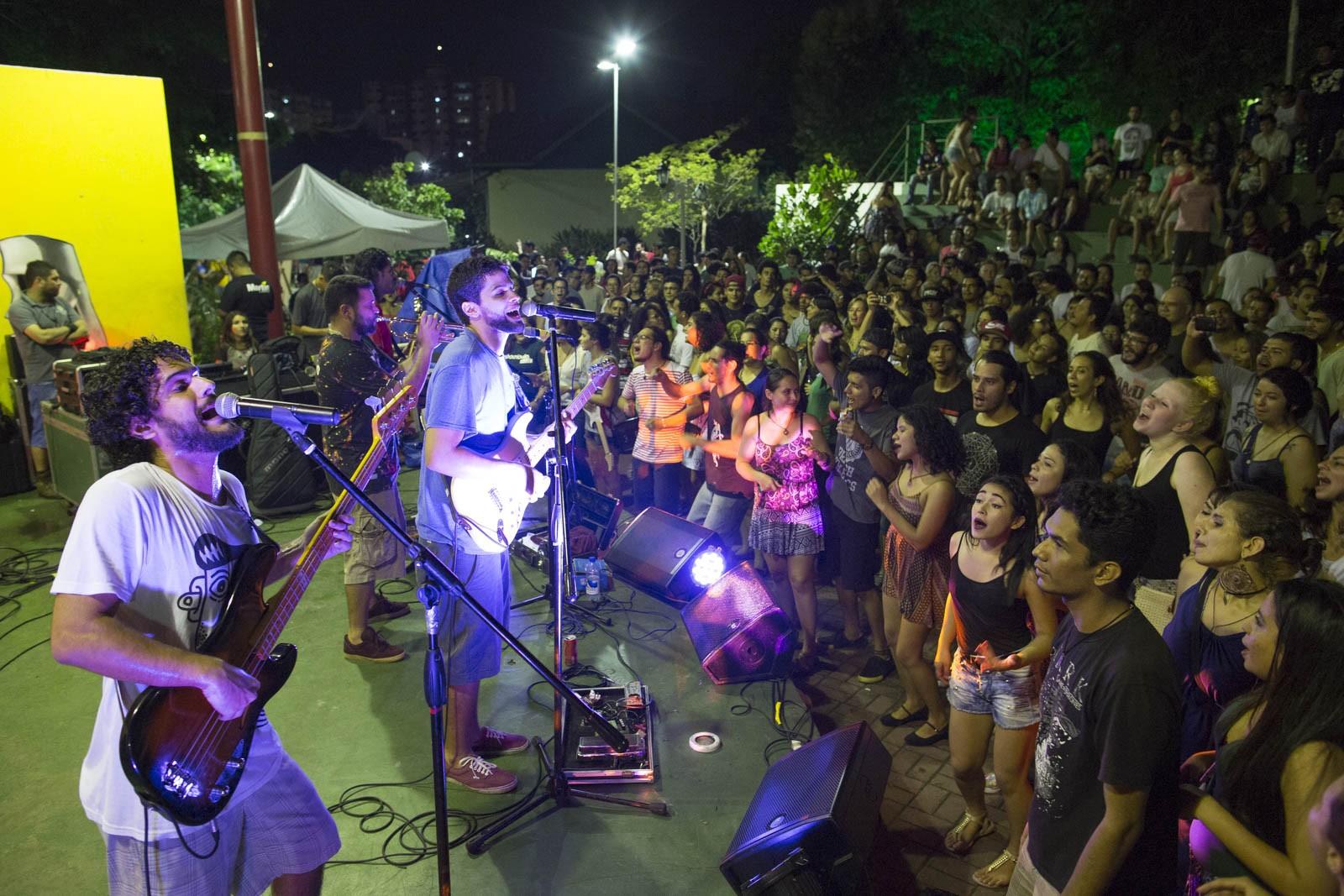 Largo de São Sebastião será palco do Malaba Jam Festival, em Manaus
