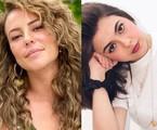 Paolla Oliveira e Kalra Castanho | Reprodução/ Instagram