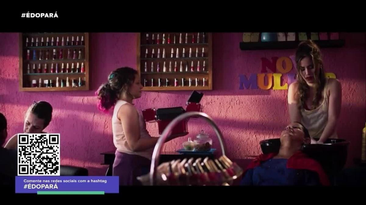 Atriz paraense Luiza Braga estrela o longa metragem 'Helen'