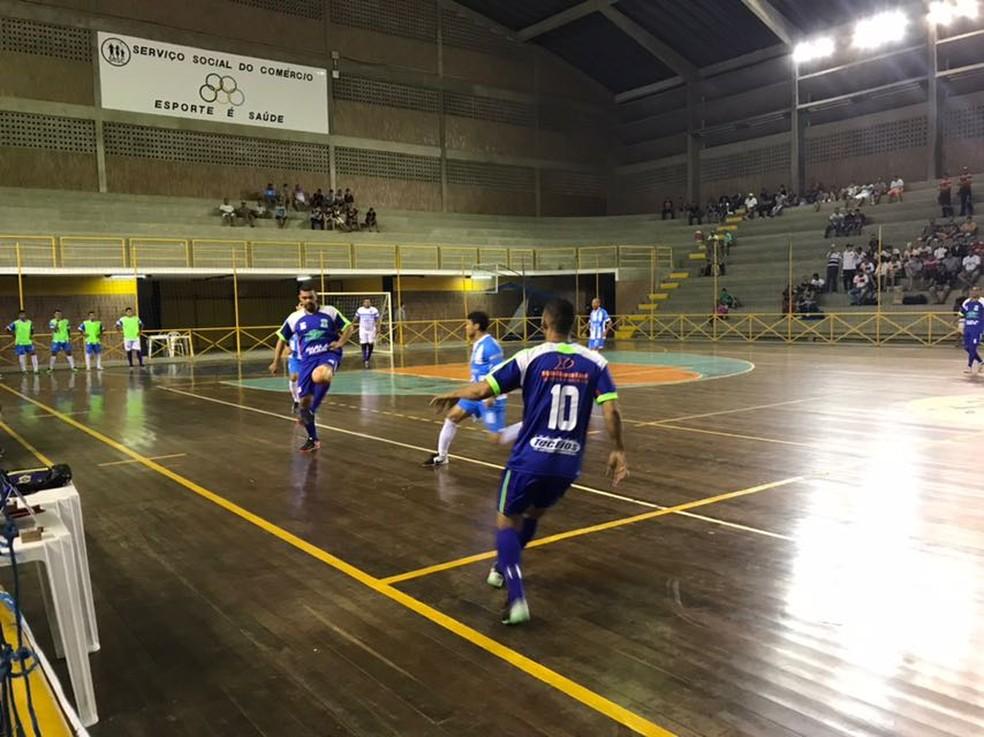 Salgadinho está eliminado da competição  (Foto: Mário Flávio / GloboEsporte.com)
