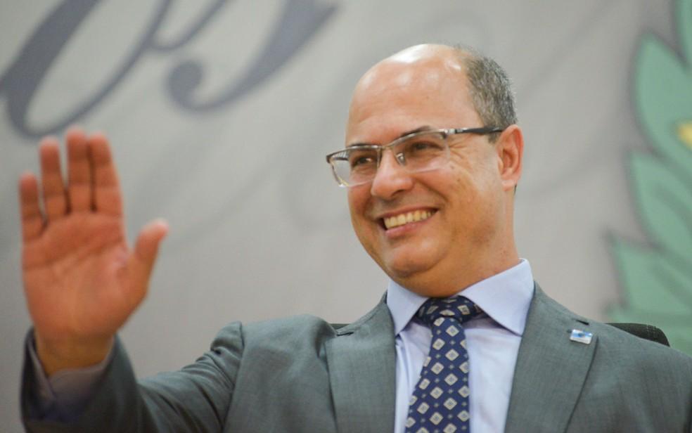Governador do Rio de Janeiro, Wilson Witzel — Foto: Erbs Jr./Framephoto/Estadão Conteúdo