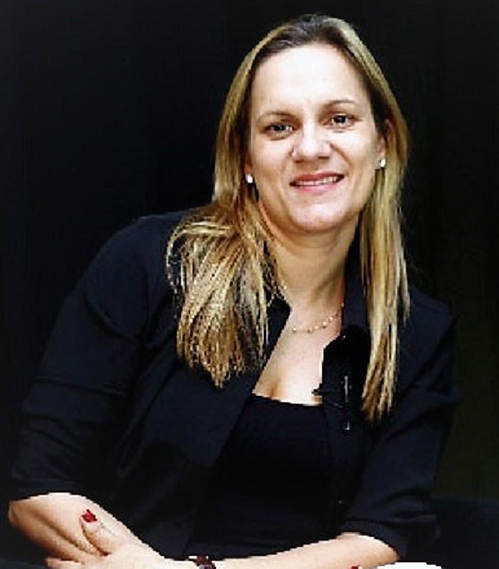 Silvânia Pinheiro será a secretária de Comunicação — Foto: Divulgação