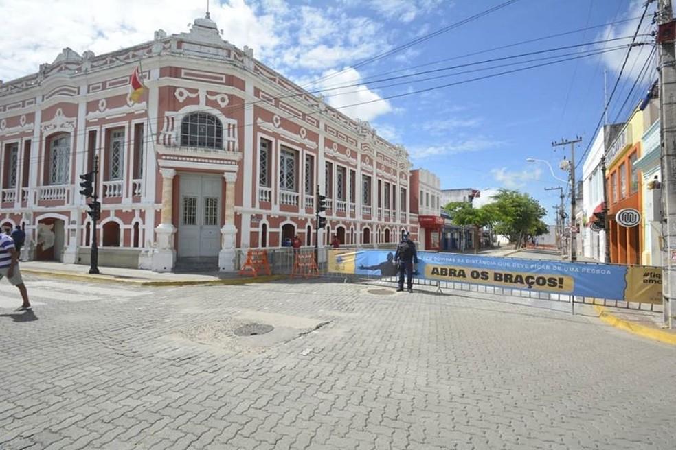 Cidade de Sobral, no Norte do Ceará, chega a 5.70 casos. — Foto: Divulgação