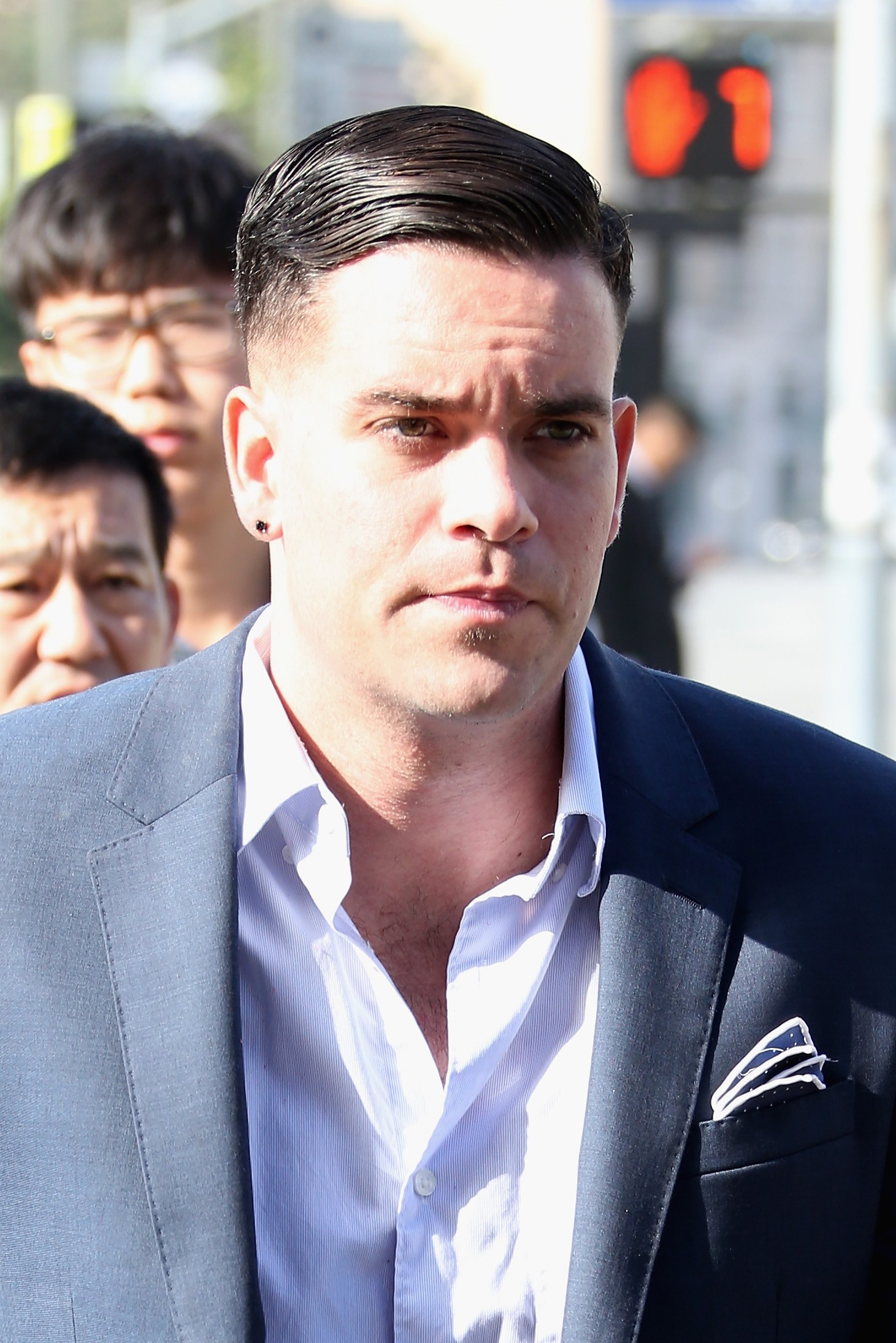 O ator Mark Salling  (Foto: Getty Images)